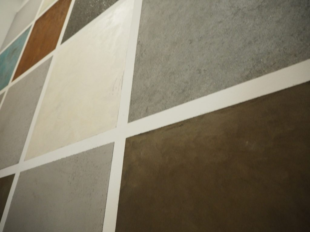 What is microcement?